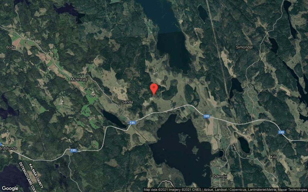 90 kvadratmeter stort hus i Odensvi sålt till nya ägare