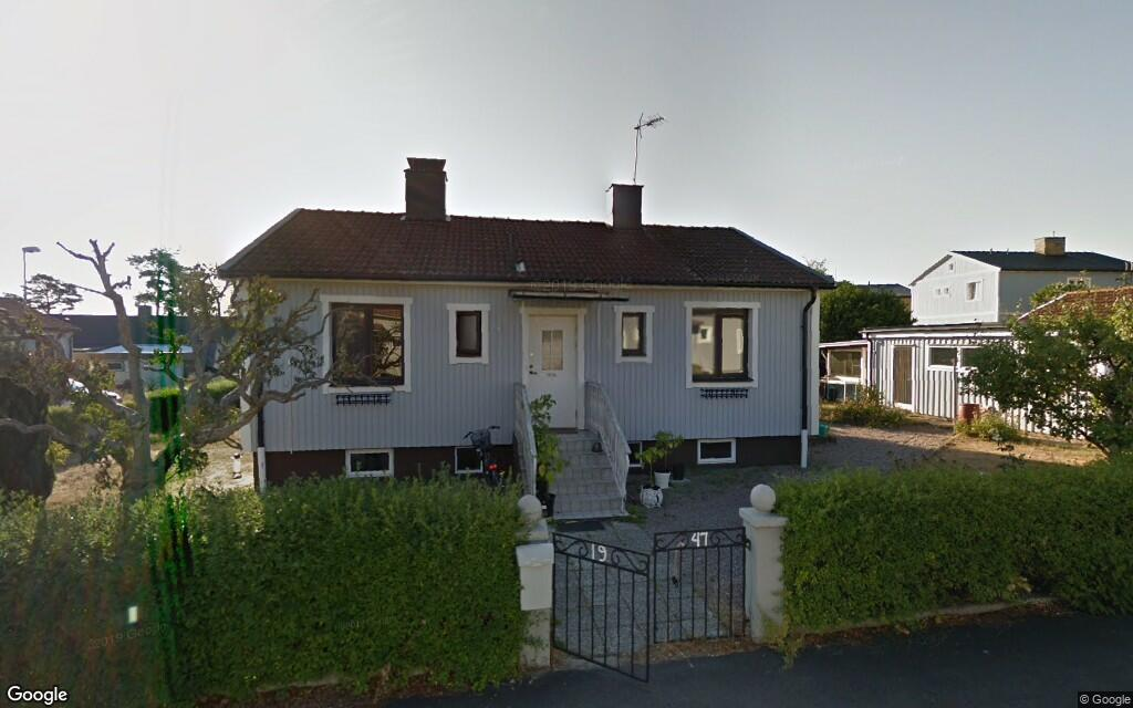 80 kvadratmeter stort hus i Västervik sålt