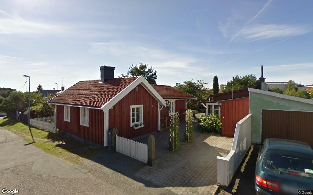 Huset på Södra Bangatan 22 i Västervik får ny ägare