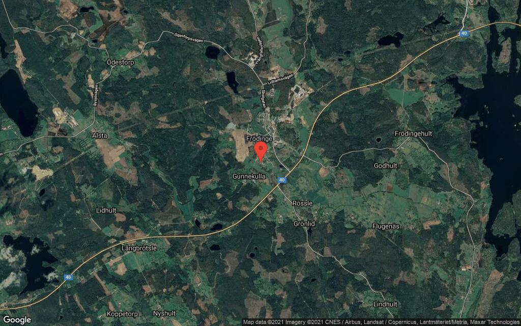 Nya ägare till hus i Frödinge, Vimmerby