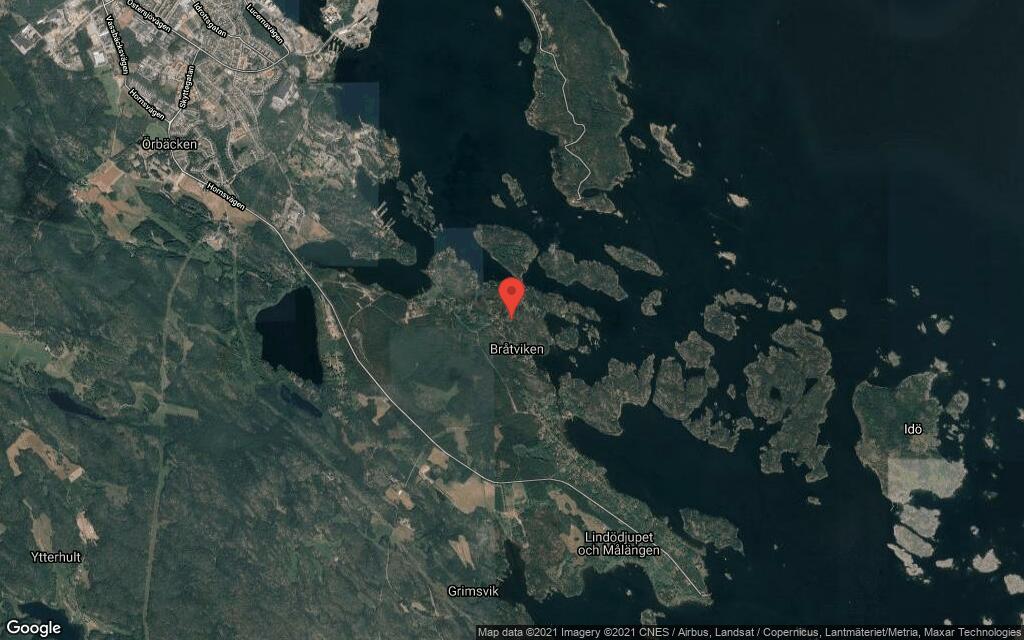 Tomt i Västervik såld till 62-åring