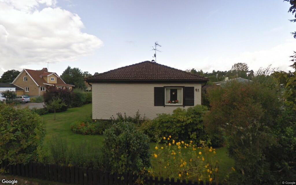136 kvadratmeter stort hus i Kalmar sålt till nya ägare