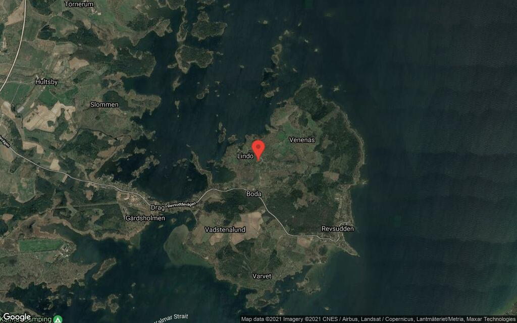 Stuga på 48 kvadratmeter såld i Drag, Rockneby