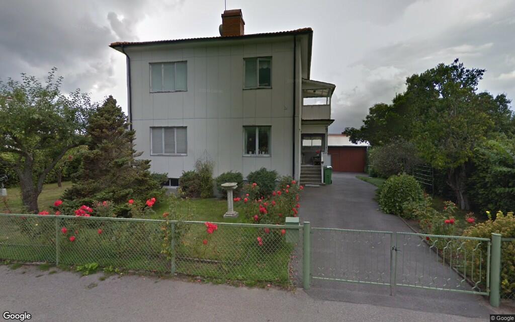Allmänna Arvsfonden övertar huset på Broslättsgatan 9 i Kalmar