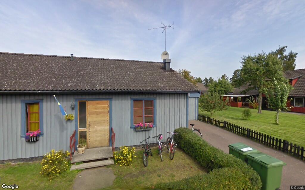 Hus på 102 kvadratmeter från 1976 sålt i Lindsdal, Kalmar