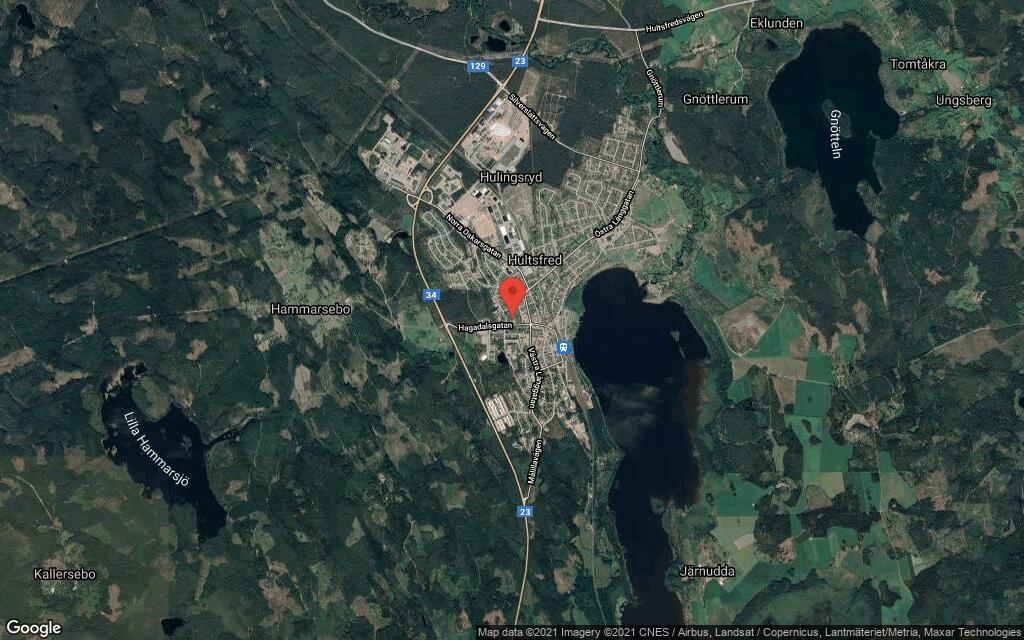 Ny ägare till fastigheten på postadress Källgatan 3 i Hultsfred