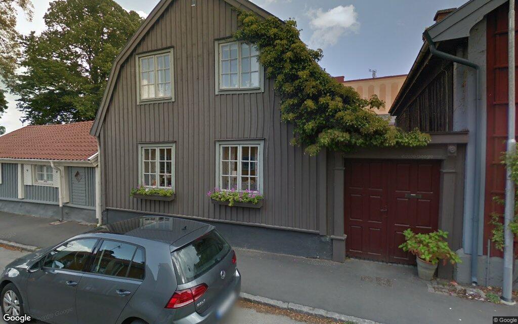 Ägarbyte för fastigheten på Landshövdingegatan 16 i Kalmar