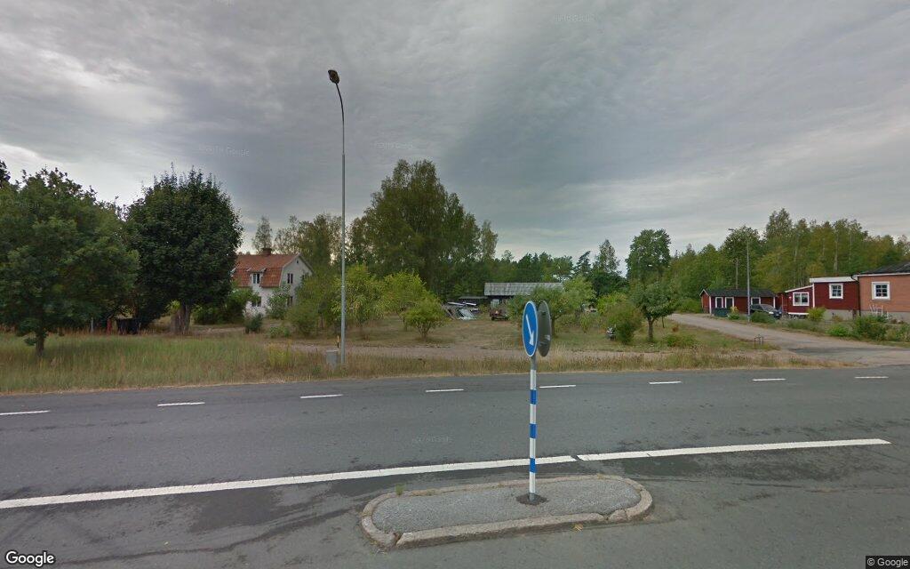 Nya ägarna ärver marken på Häradsvägen 28 i Rosenfors