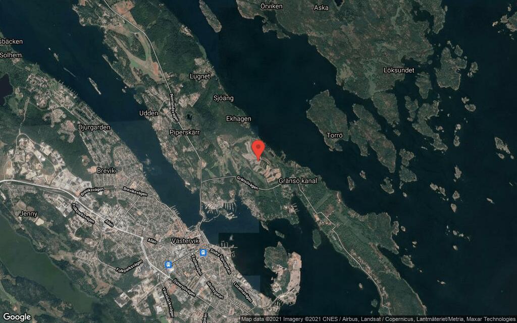 Nya ägare till fastighet i Västervik
