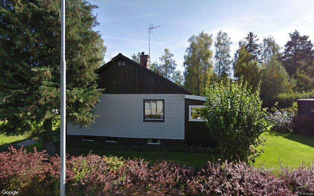106 kvadratmeter stort hus i Västervik sålt till nya ägare
