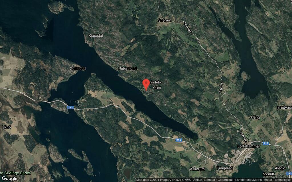 Ägarbyte för fastigheten på Bågvik Eriksnäs 1 i Loftahammar
