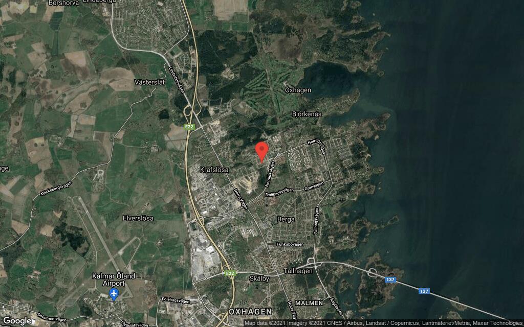 Fastighet i Kalmar har fått nya ägare