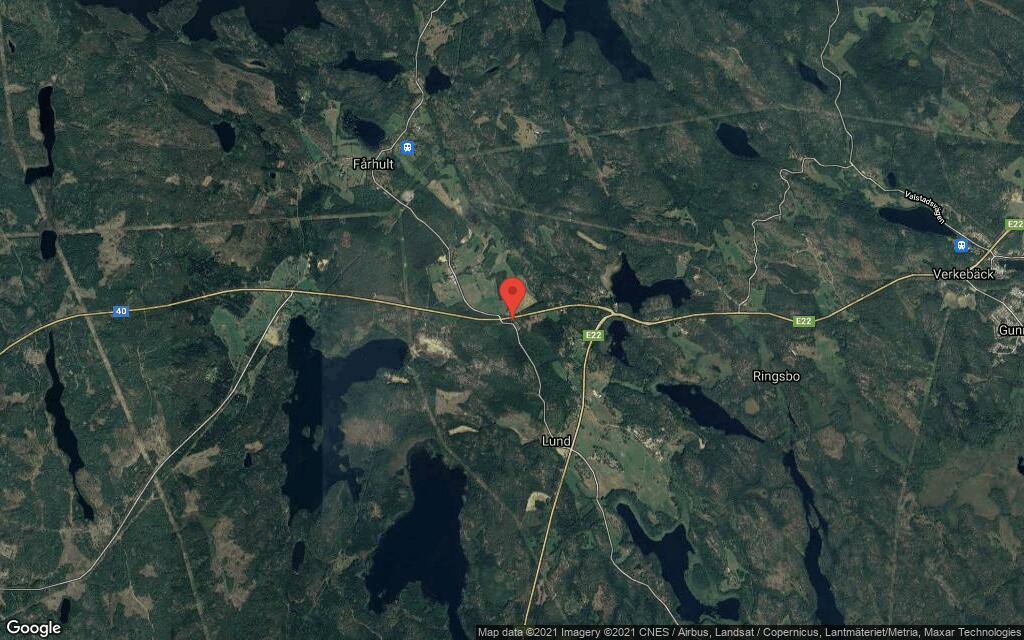 Huset på Gladhammar Björkhaga i Västervik sålt igen – andra gången på kort tid