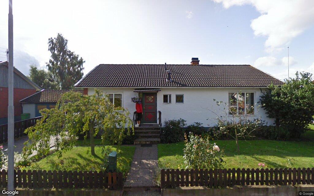 96 kvadratmeter stort hus i Kalmar sålt till nya ägare