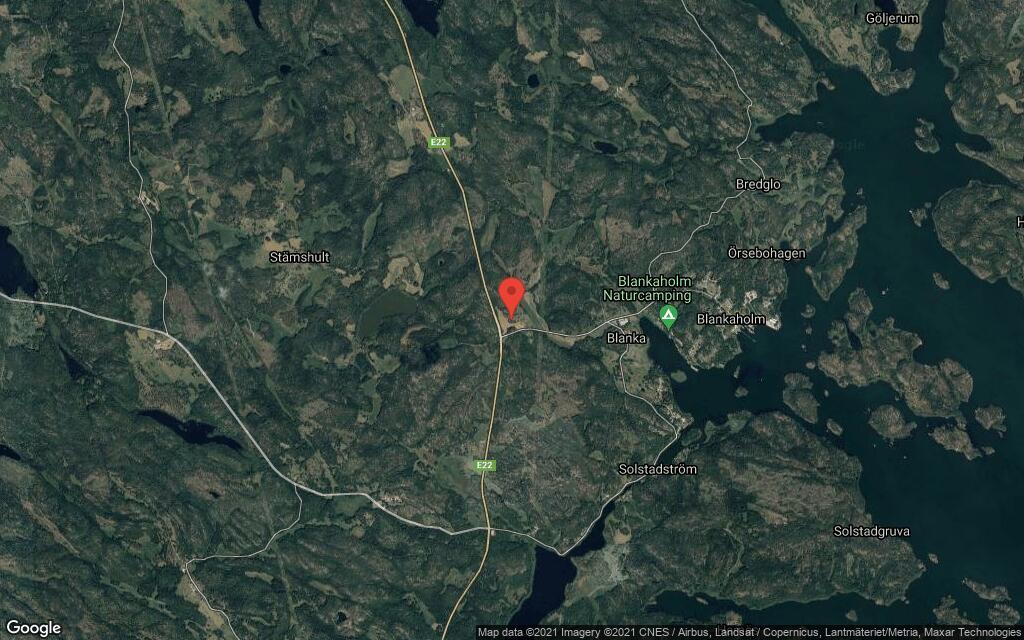 Ny ägare till fastigheten på Blankaholm Dalehorva i Blankaholm