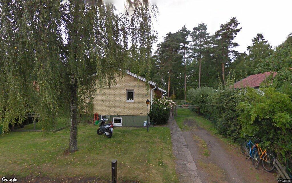 95 kvadratmeter stort hus i Kalmar sålt till nya ägare