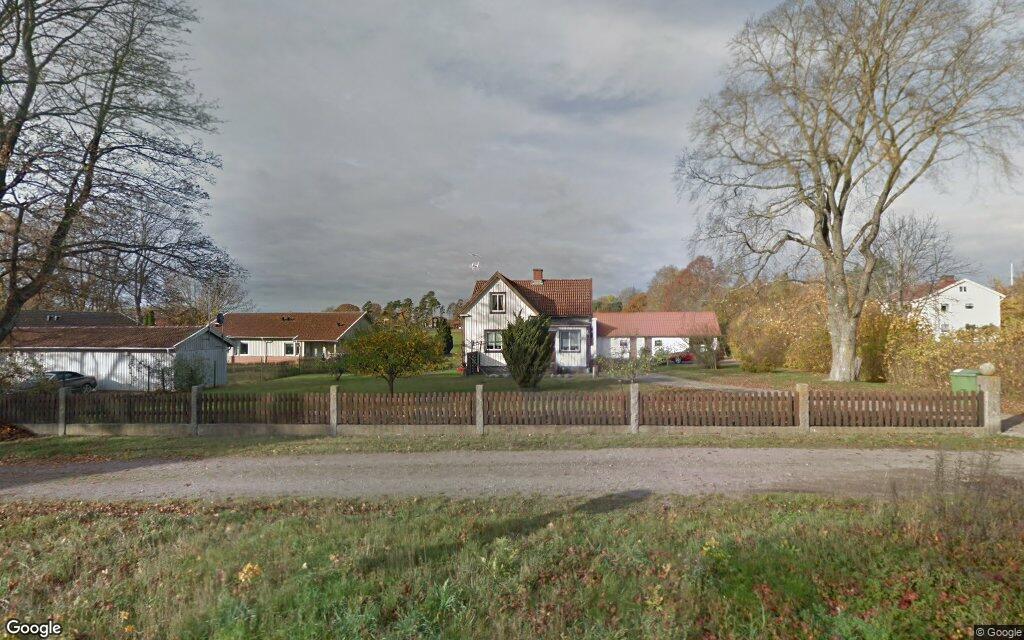 114 kvadratmeter stort hus i Hagby sålt till nya ägare