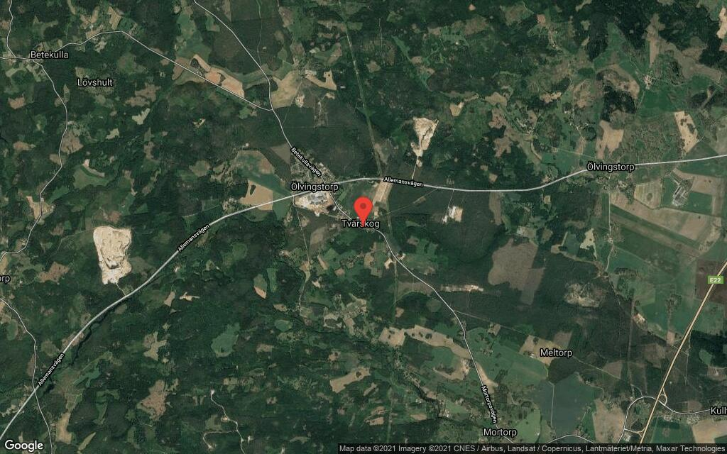 Hus på 148 kvadratmeter i Tvärskog, Ljungbyholm har fått nya ägare