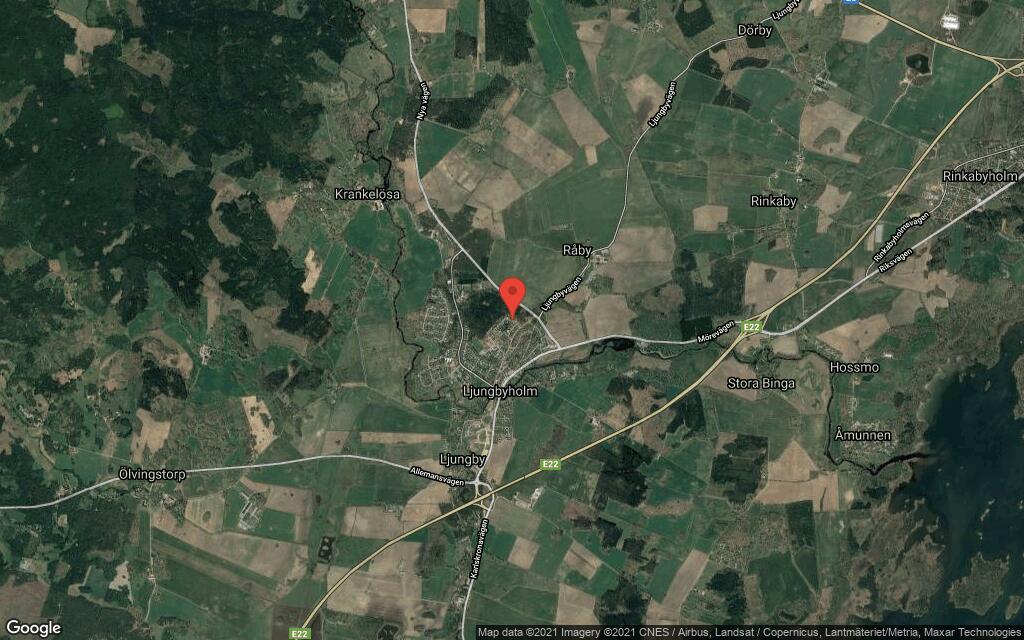 Hus på 121 kvadratmeter i Ljungbyholm har fått nya ägare