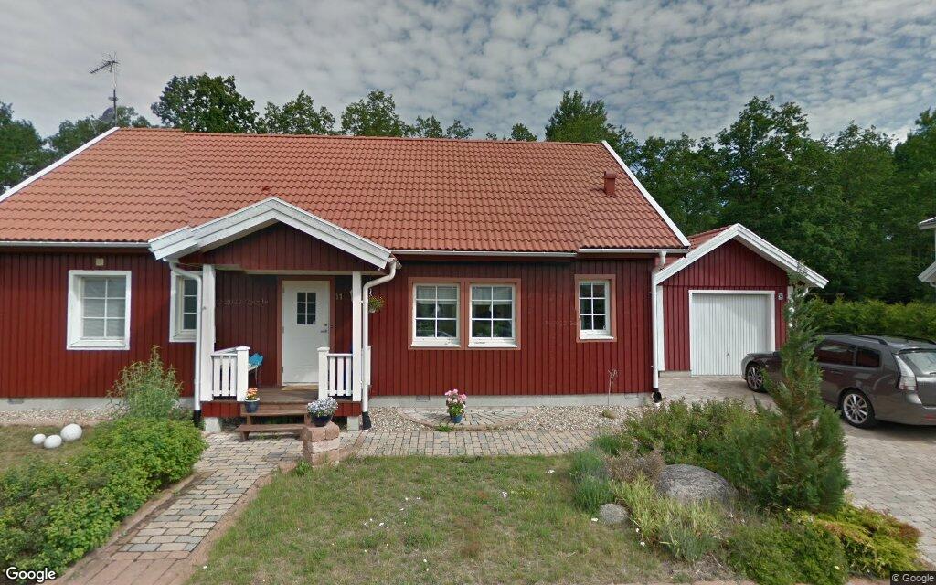 171 kvadratmeter stort hus i Kalmar sålt till nya ägare