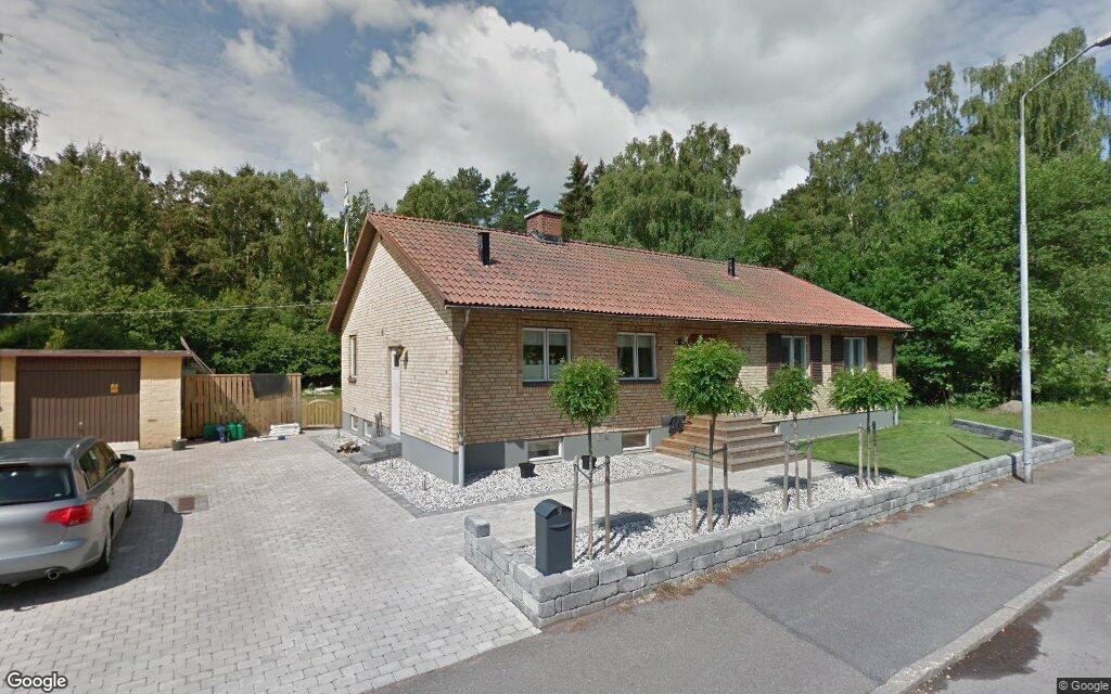 Hus på 114 kvadratmeter från 1963 sålt i Kalmar
