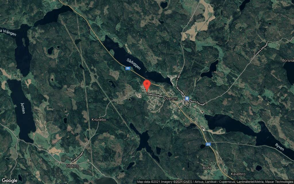 Hus på 84 kvadratmeter i Överum har fått ny ägare