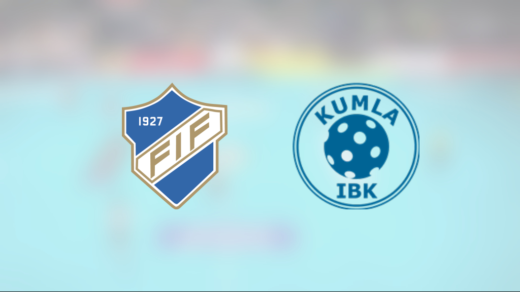 Fröjered slog Kumla IBK efter Julia Adolfssons dubbel