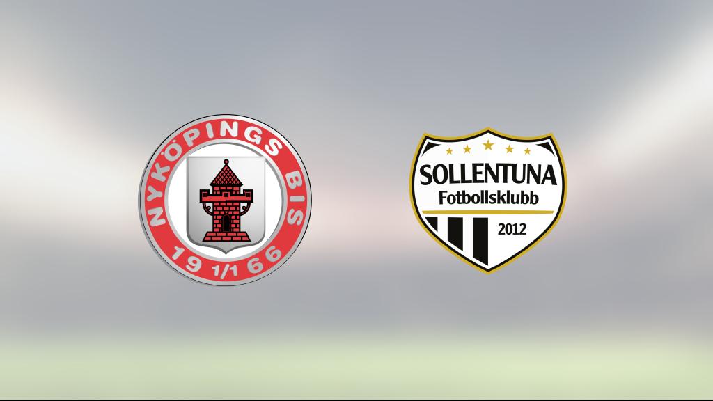 Taha Abdi Ali och Dida Rashidi målskyttar när Sollentuna FF vände mot Nyköping
