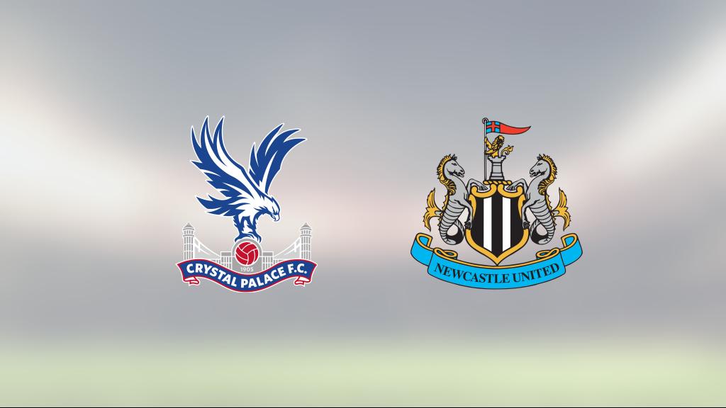 Joelinton och Callum Wilson matchvinnare när Newcastle vann mot Crystal Palace