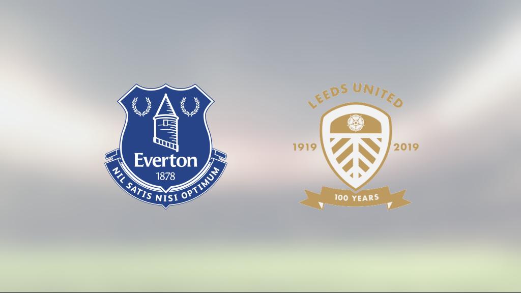 Raphinha avgjorde när Leeds sänkte Everton