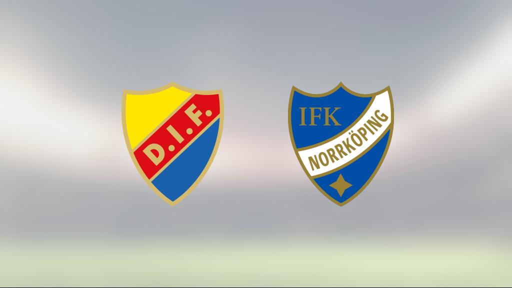 Haris Radetinac matchhjälte för Djurgården mot IFK Norrköping
