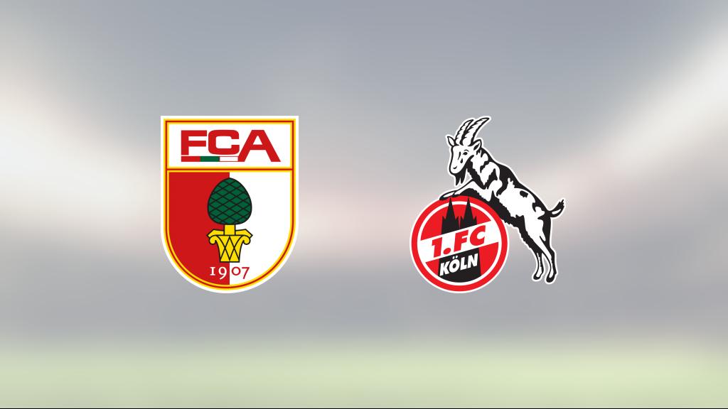 Ringrostig högerback i FC Köln: 6,00 synas!