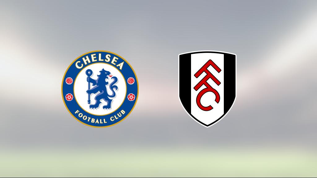 Chelseas Kai Havertz sänkte Fulham