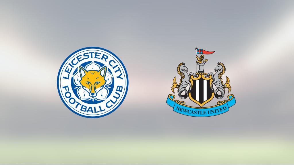 Callum Wilson tvåmålsskytt för Newcastle i segern mot Leicester