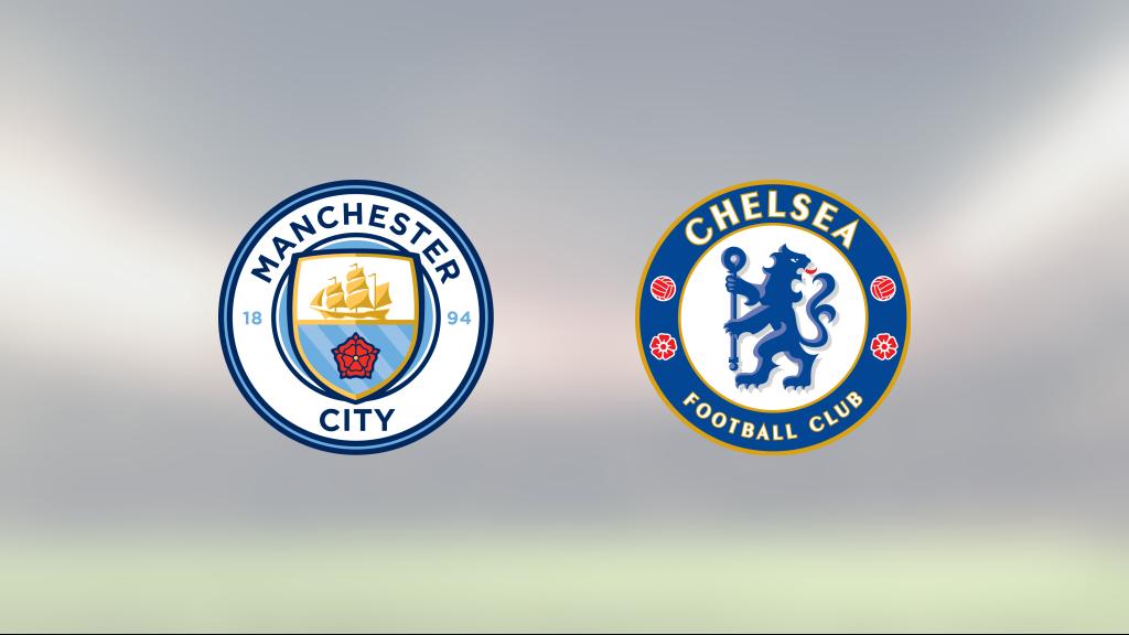Marcos Alonso och Hakim Ziyech målskyttar när Chelsea vände mot Manchester City