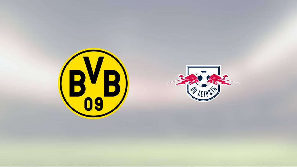 Formstarka Borussia Dortmund tog ännu en seger