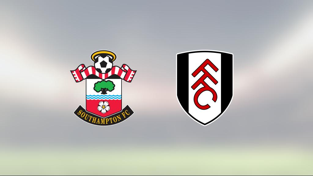 Fulham utan seger för åttonde matchen i rad