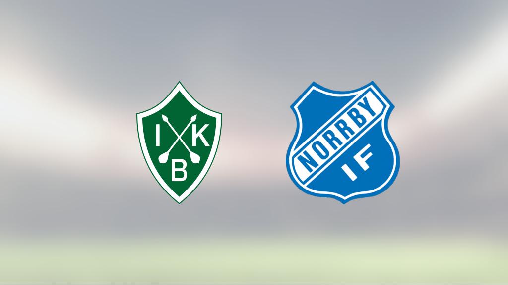 Bubacarr Jobe och Robin Strömberg avgjorde borta mot Brage