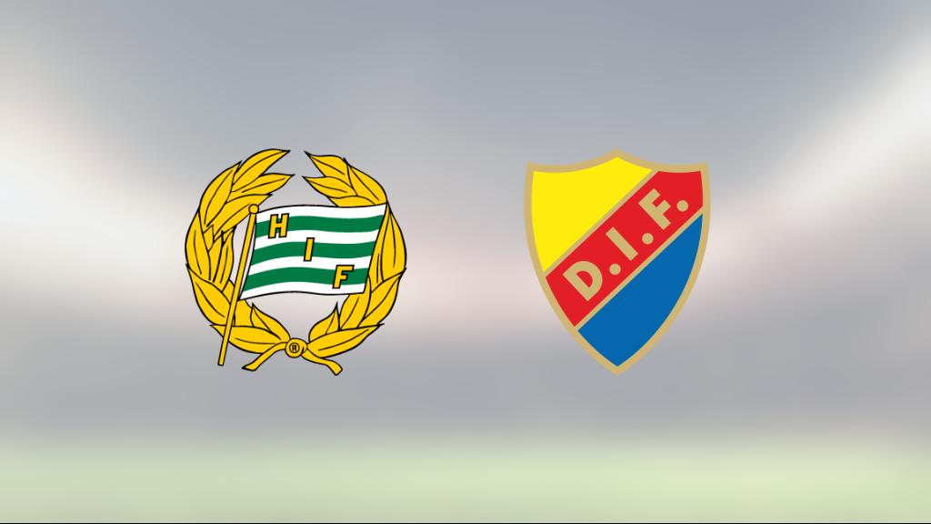 Hammarby slog Djurgården efter Emma Janssons dubbel